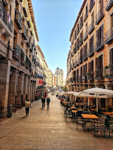 Private Madrid walking tours