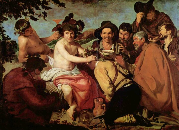 Art from Prado Museum Triumph Of Bacchus Insiders Travel