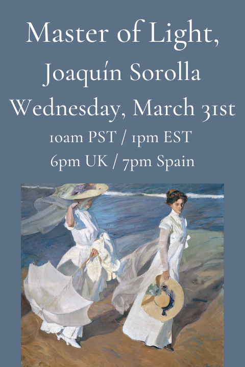 Online Experience Sorolla March